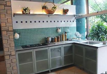 Kitchen Tiles Malaysia A Kitchenette Display With Mml By Mmosaics