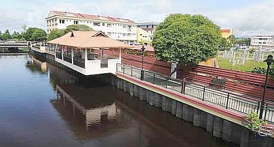 Sungai Merah Sibu Sungai Merah Heritage Walk