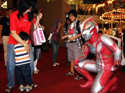 Ultraman in KL 2