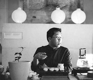 steeped in philosophy - a profile of Pei Wang of teanamu