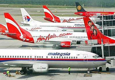 Mas and Airasia Collaboration