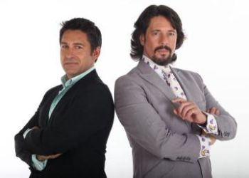 The Apartment: Style Edition will feature Australia's Jamie Durie (left) as celebrity host and Britain's Laurence Llewellyn-Bowen as head judge.