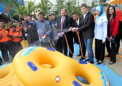 Air and water: