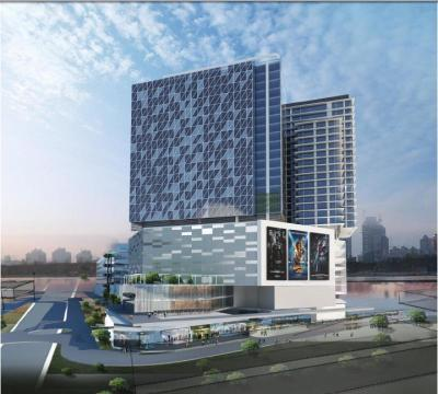 WCT's planned shopping mall and hotel – mixed commercial development along Jalan Skudai, Johor Baru.