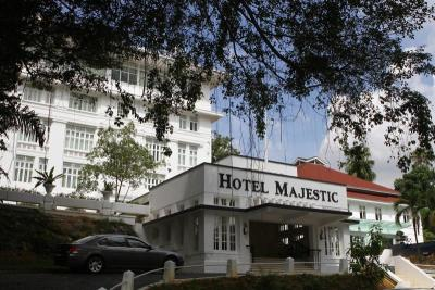 The Majestic Hotel – YTL Hotels & Properties Sdn Bhd's latest addition. The old wing has been refurbished and a new wing added.