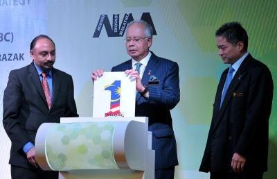 Logo Inovasi Malaysia Agensi Inovasi Malaysia