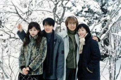 Love spark: In Malaysia, the craze for Korean pop culture is thought to have begun with the debut of the Korean hit drama Winter Sonata on TV3 in August 2002.