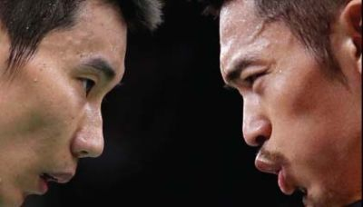 Lin Dan vs Lee Chong Wei
