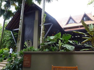 <b>Chill out spot:</b> The Kebun Mimpi