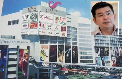 Cheras shopping mall