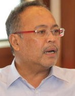 Mohd Zin: Concerned