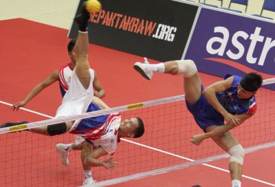 Takraw harvest: From a two-gold medal sports, sepak takraw is now going to be a 18-gold medal event to be contested at