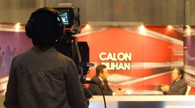 TV newsrooms across Malaysia are